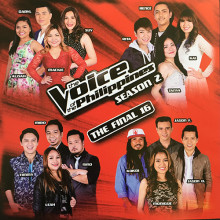 The Voice of the Philippines Season 2 The Final 16