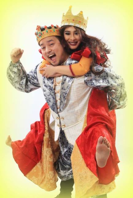 ONCE UPON A MATTRESS - 3